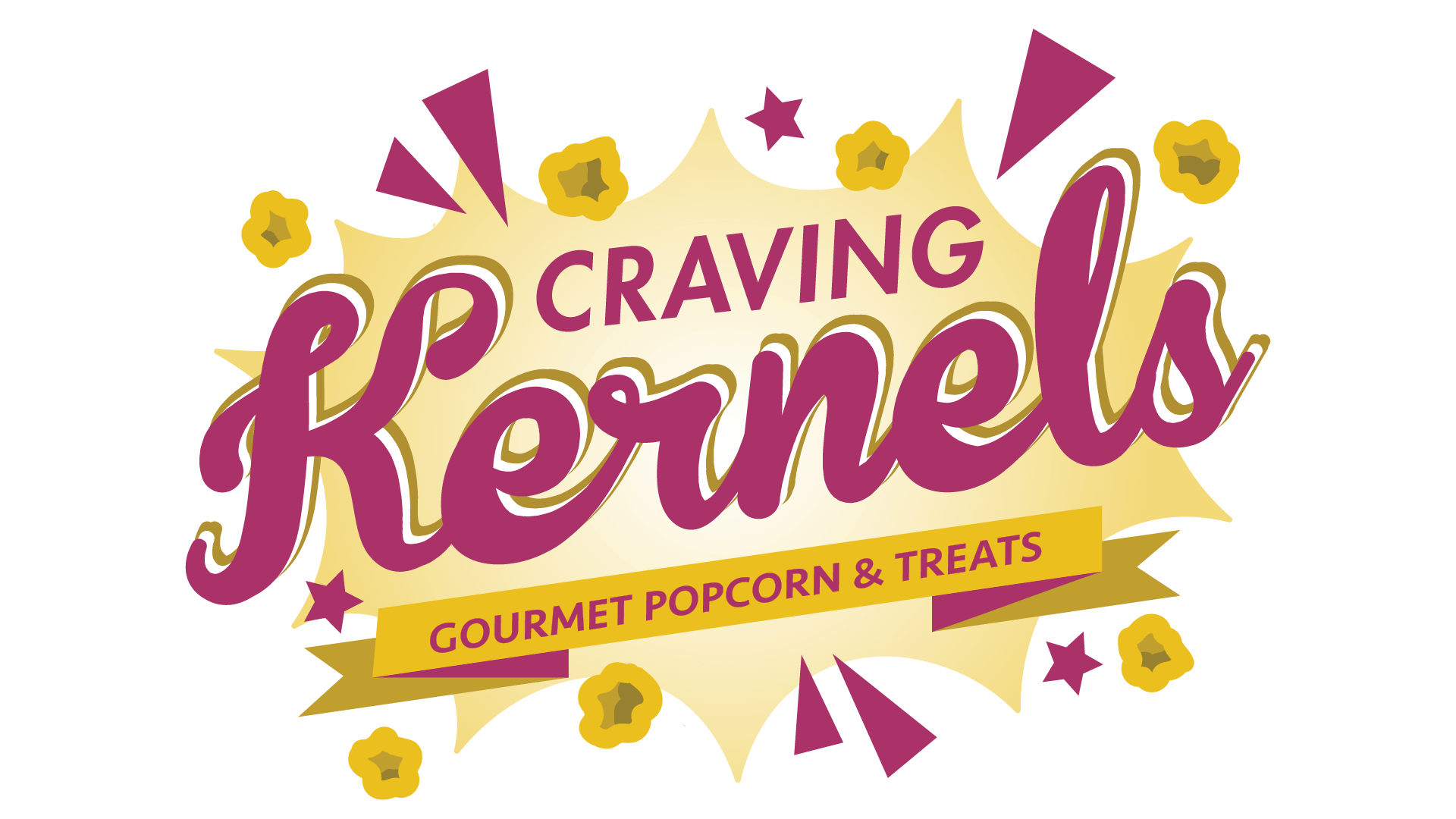 Craving Kernels Gourmet Popcorn and Treats